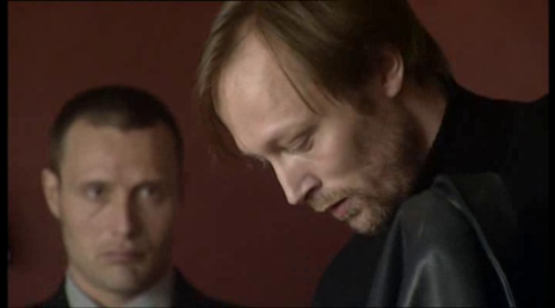 Mads and Lars Mikkelsen