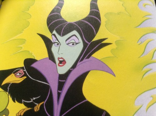 Maleficent, my favourite Disney villainess of all time