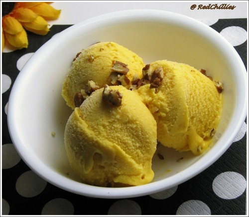 आम, मैंगो आइस क्रीम