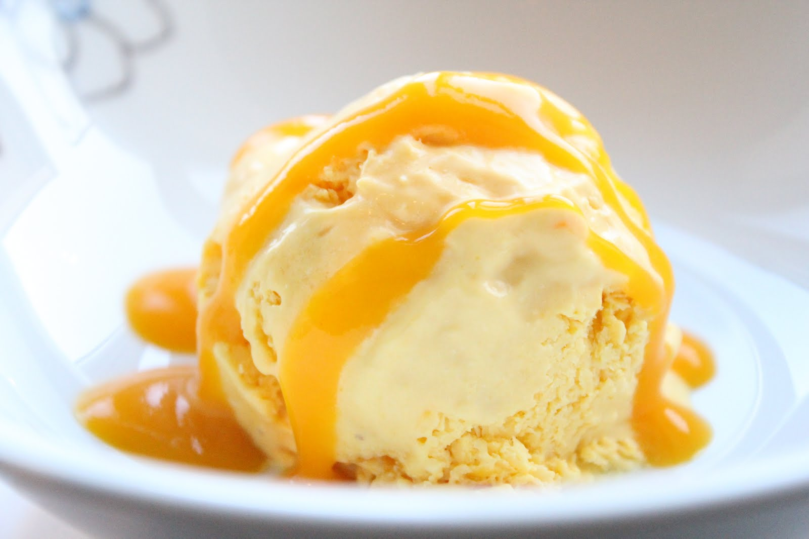 Mango Ice-Cream - Ice Cream Photo (34732993) - Fanpop
