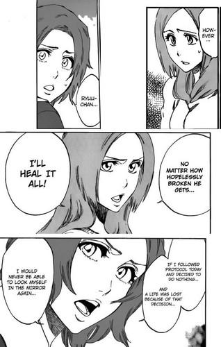 Masaki and Orihime