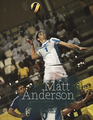 Matt Anderson - volleyball fan art