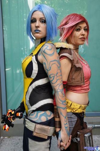 Maya/Lilith Cosplay
