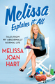 Melissa Explains it All Book Cover - melissa-joan-hart photo