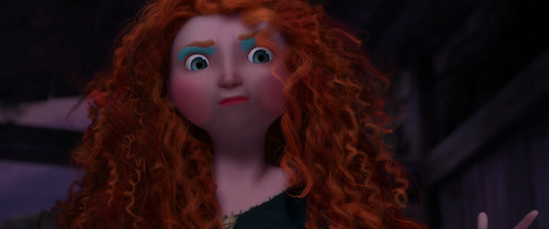 Merida's Jedi look (STAR WARS EDITION)