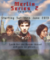 Merlin Series 2 Re-watch at Arthur/Gwen Club! - bradley-james photo