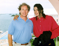 Michael In Bermuda Back In 1991 - michael-jackson photo