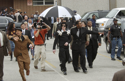 Michael In Gary, Indiana Back In 2003
