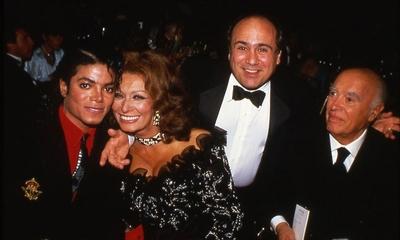 Michael and vrienden