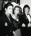 Michael and Friends - michael-jackson photo
