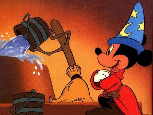Mickey panya, kipanya