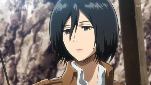 Mikasa achtergrond
