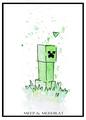 Minecraft Art