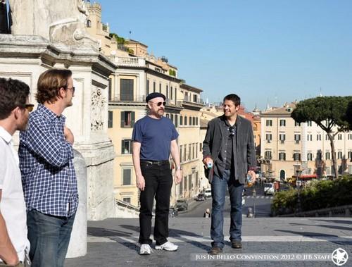 Misha in Rome - JIB Con 2012