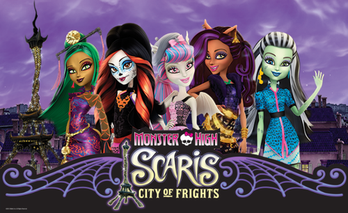 Monster High Scaris (Rochelle)