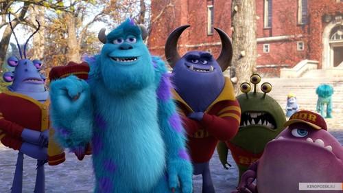 Monster universidad