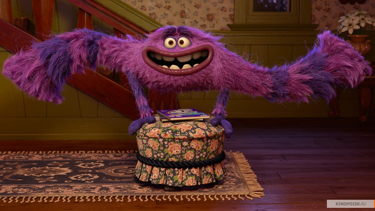 Monsters inc monsters university