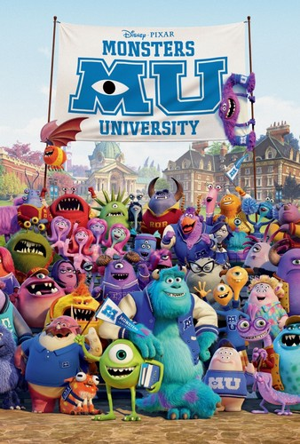 Monsters universidad