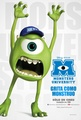 Monsters universidad posters