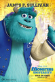 Monsters University posters