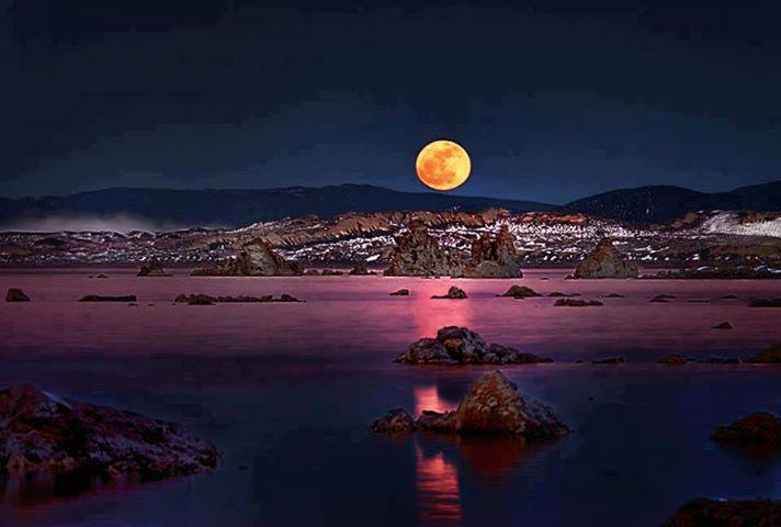 pretty moon wallpapers - photo #29