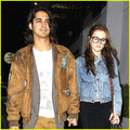 Ms. Deutch & Mr. Jogia - avan-jogia photo