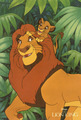 Mufasa and Simba - the-lion-king photo