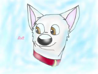 My Bolt drawing