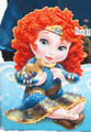 My First Deluxe Baby Merida Doll - disney-princess photo
