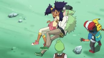 N - Team Plasma's Pokemon Manipulation episode