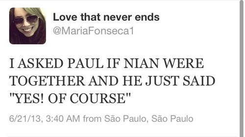 NIAN tweet