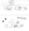 Neko!FACE comic
