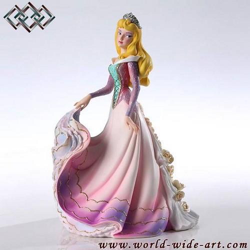 New Disney Princess Figurines for 2014