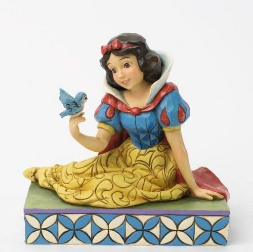 New 디즈니 Princess Figurines for 2014