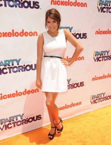 Nickelodeon's 'iParty With Victorious' screening 2011