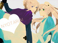 Nyo!FrUk - hetalia-fruk photo