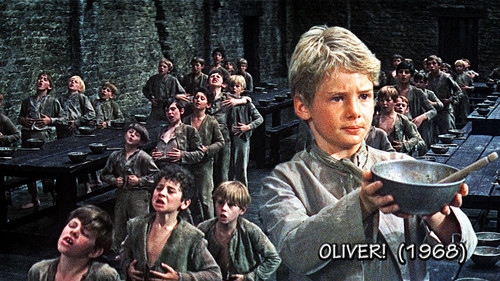 filmes clássicos wallpaper called OLIVER! 1968