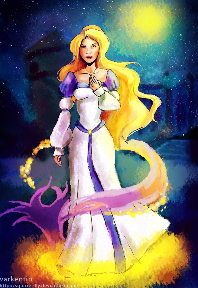Swan Princess OdettePrincess Odette