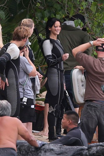 On Set of Catching Fire