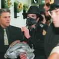 On Tour In Poland - michael-jackson photo