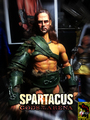 One sixth custom Cannius  - spartacus-blood-and-sand photo