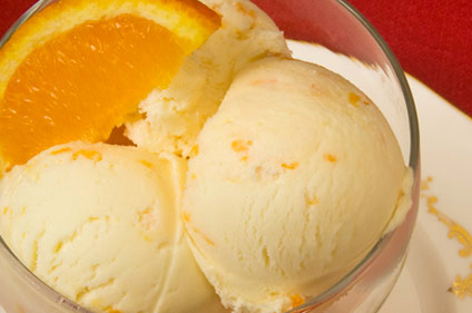 Orange Ice-Cream - Colors Photo (34739593) - Fanpop