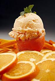 oranje Ice-Cream