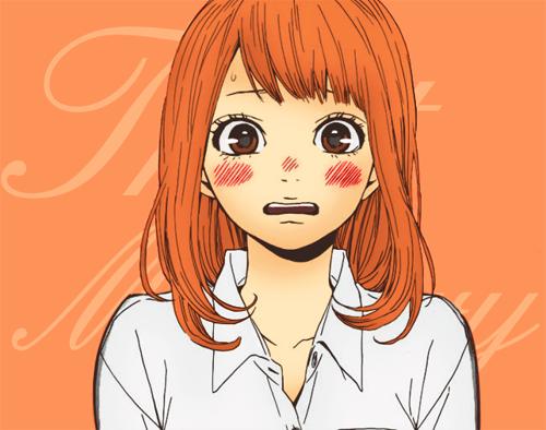 orange ❦