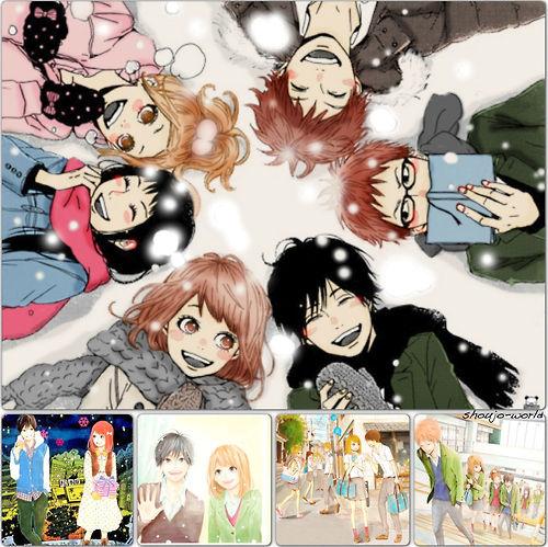 Orange (TAKANO Ichigo) wallpaper containing anime titled Orange