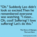 PJO and HoO Quotes
