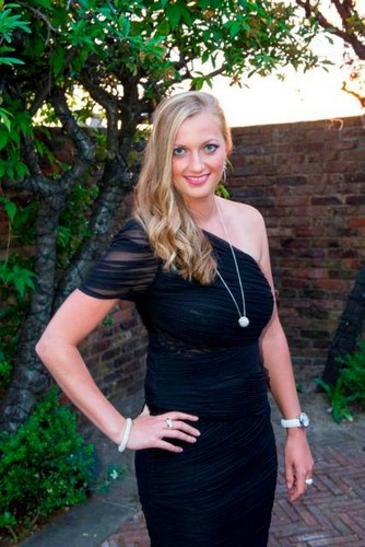 Petra Kvitova wimbledon party