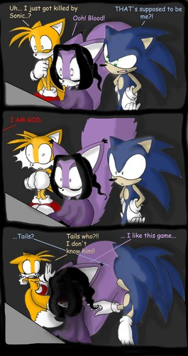 Playing Sonic.exe