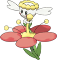 Pokemon X & Y: Flabebe - pokemon photo