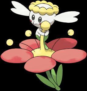 Pokemon X & Y: Flabebe